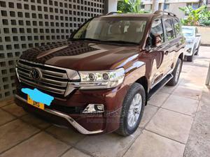 Toyota Land Cruiser 2016 Purple | Cars for sale in Dar es Salaam, Kinondoni