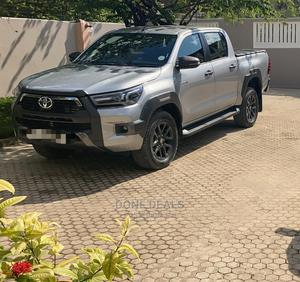New Toyota Hilux 2021 Silver | Cars for sale in Dar es Salaam, Kinondoni