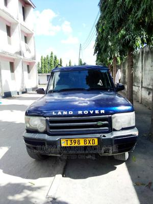 Land Rover Discovery 2004 Blue   Cars for sale in Dar es Salaam, Kinondoni