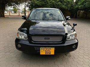 Toyota Kluger 2006 Black | Cars for sale in Dar es Salaam, Kinondoni