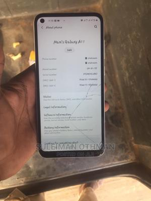 Samsung Galaxy A11 32 GB White   Mobile Phones for sale in Dar es Salaam, Ilala