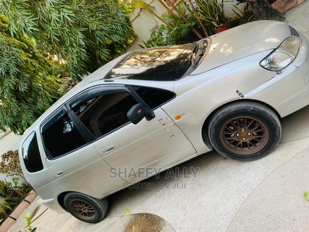 Archive: Toyota Corolla Spacio 2001 Silver