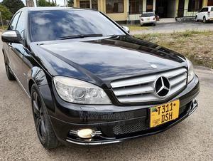 Mercedes-Benz C180 2007 Black   Cars for sale in Dar es Salaam, Kinondoni