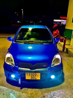 Toyota Vitz 2006 Blue | Cars for sale in Dar es Salaam, Kinondoni