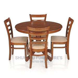 Mninga/Mkongo Dinning Table   Furniture for sale in Dar es Salaam, Ilala