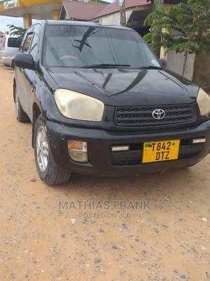 Toyota RAV4 2001 Base FWD Black | Cars for sale in Dar es Salaam, Temeke
