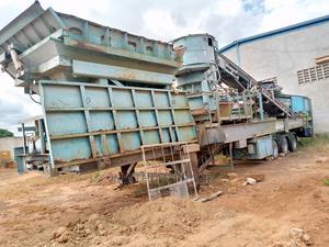Mobile Crusher Inauzwa Inasaga Tani 1000 Kwa Siku | Heavy Equipment for sale in Dar es Salaam, Temeke