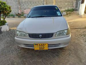 Toyota Corolla 1998 Pearl | Cars for sale in Dar es Salaam, Kinondoni