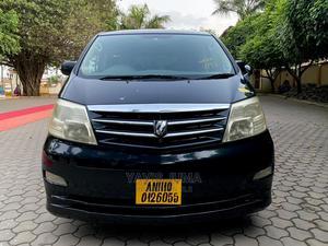 Toyota Alphard 2006 Black   Cars for sale in Dar es Salaam, Kinondoni