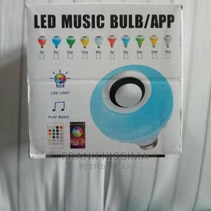 Decorative Led Music Bulb | Home Accessories for sale in Dar es Salaam, Kinondoni