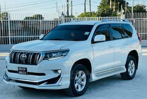 Toyota Land Cruiser Prado 2009 White | Cars for sale in Dar es Salaam, Kinondoni