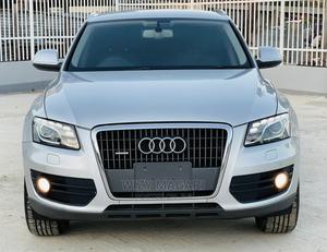 Audi Q5 2009 Silver   Cars for sale in Dar es Salaam, Kinondoni