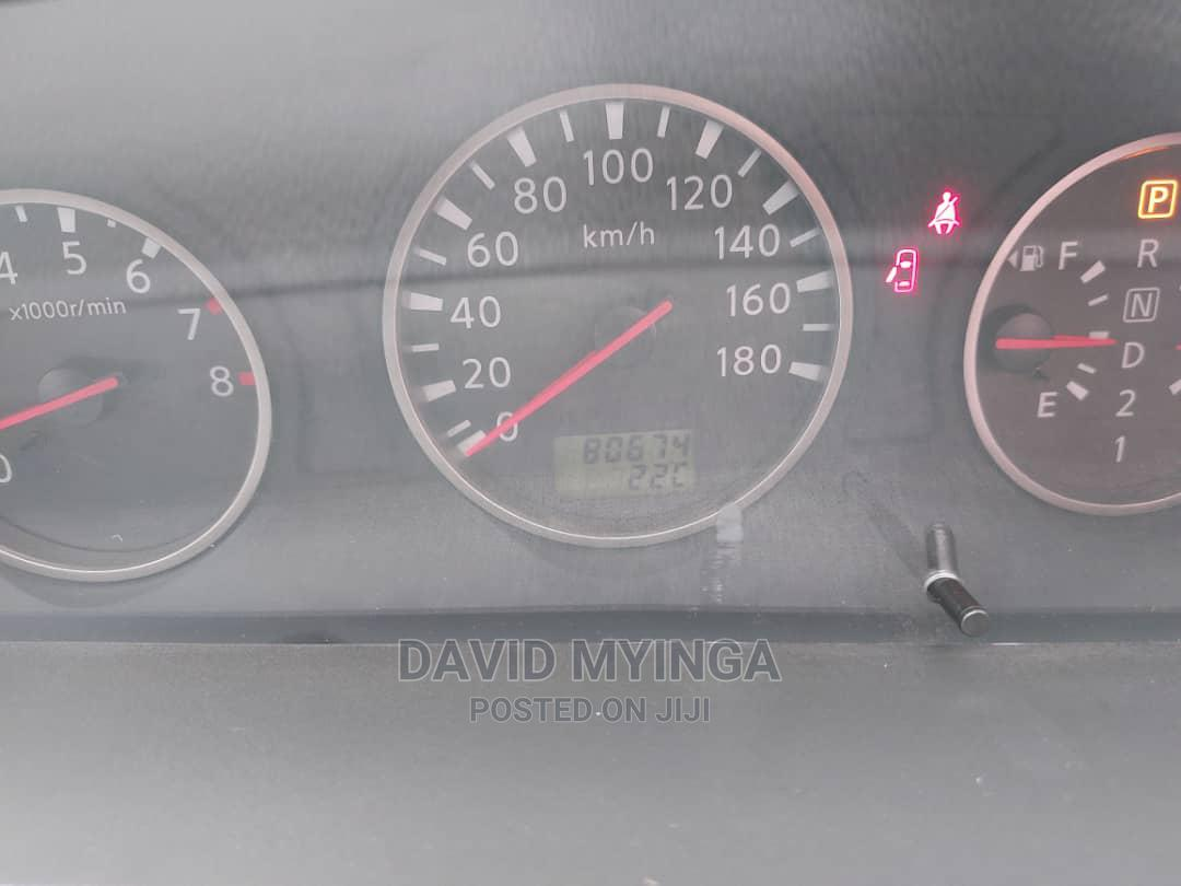 Archive: Nissan X-Trail 2004 Automatic Silver