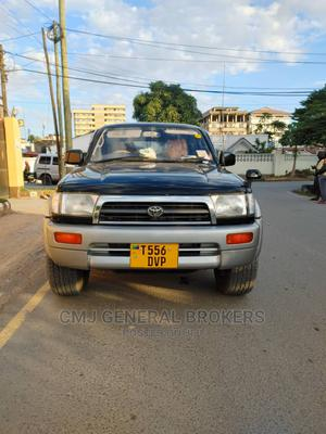 Toyota Hilux 1997 Blue   Cars for sale in Dar es Salaam, Ilala