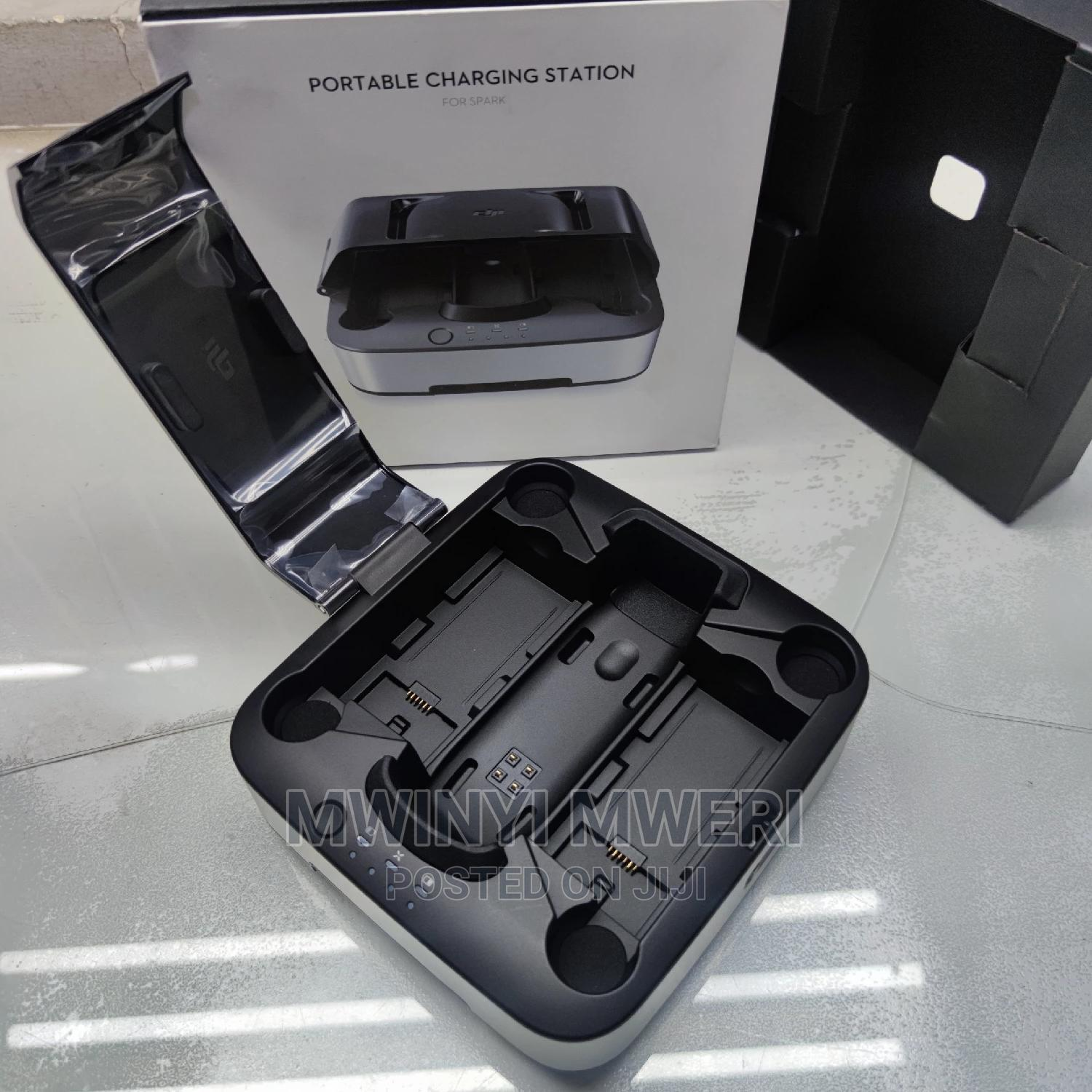 DJI Portable Charging Station for Spark Quadcopter Starters | Accessories & Supplies for Electronics for sale in Kinondoni, Dar es Salaam, Tanzania