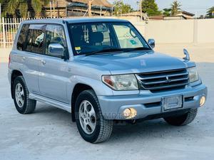 Mitsubishi Pajero 2006 Gray   Cars for sale in Dar es Salaam, Kinondoni