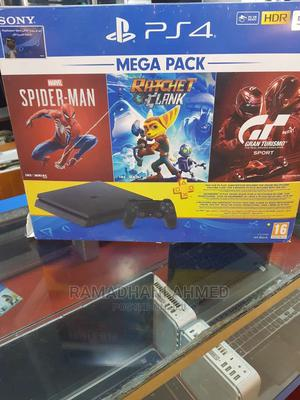 Game Play Station 4 Slim Brand New | Video Game Consoles for sale in Dar es Salaam, Ilala