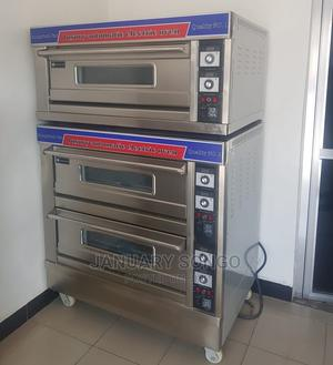 Automatic Gas Oven Dooble Decker | Industrial Ovens for sale in Dar es Salaam, Ilala