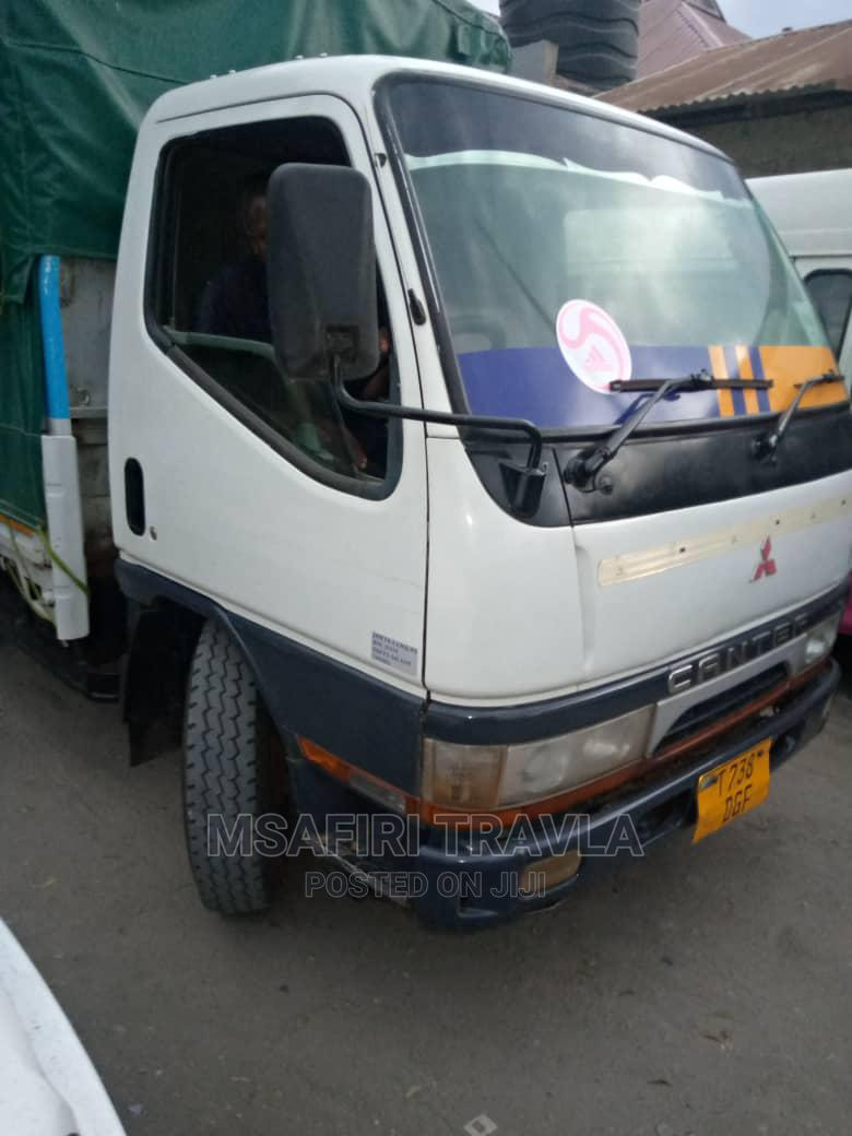 Mitsubishi Canter 1998 White | Cars for sale in Kinondoni, Dar es Salaam, Tanzania