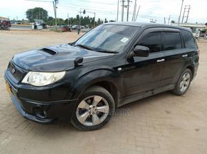 Subaru Forester 2009 2.5XT Black | Cars for sale in Dar es Salaam, Kinondoni