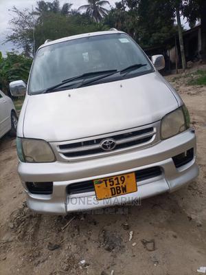 Toyota Noah 2003 Silver   Cars for sale in Dar es Salaam, Kinondoni