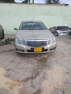 Mercedes-Benz E250 2011 Gold | Cars for sale in Dar es Salaam, Kinondoni
