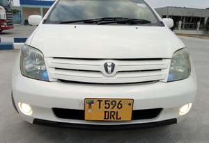 Toyota IST 2003 White   Cars for sale in Dar es Salaam, Kinondoni