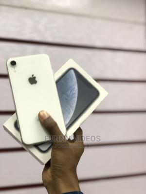 Apple iPhone XR 64 GB White   Mobile Phones for sale in Dar es Salaam, Ilala