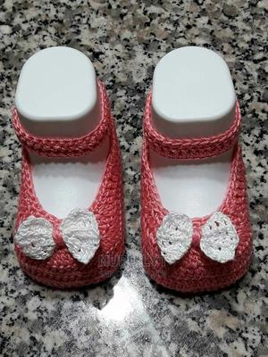 Clear Plastic Baby Feet Display | Children's Shoes for sale in Dar es Salaam, Ilala