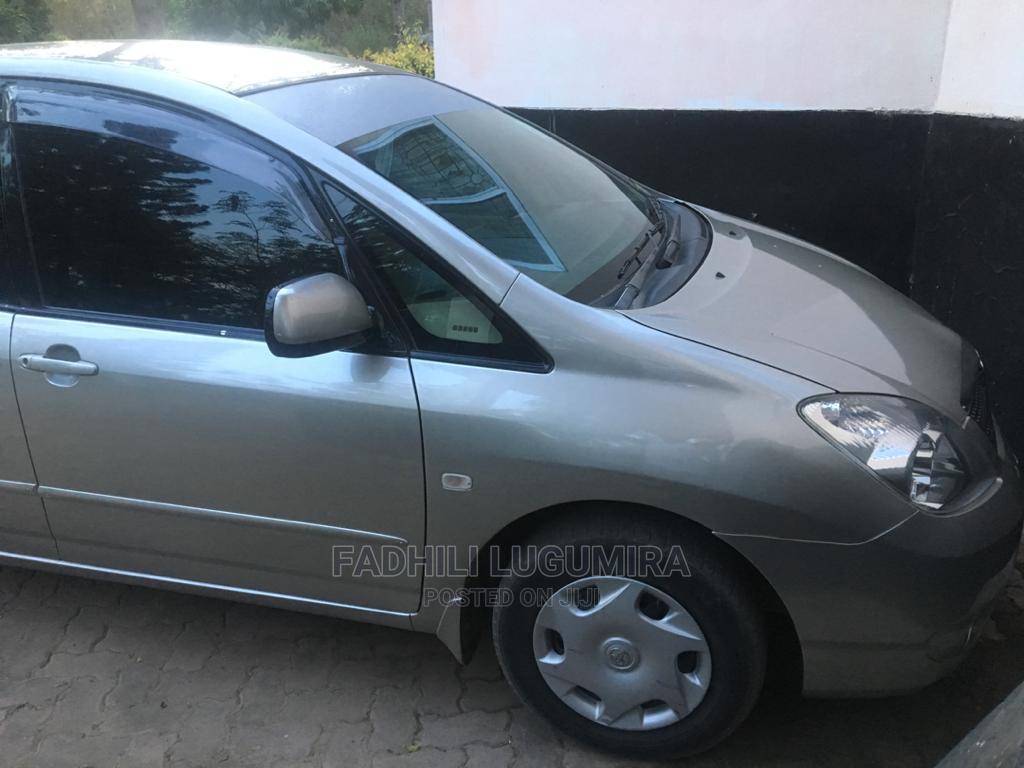 Toyota Corolla Spacio 2004 Silver