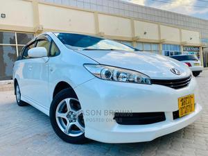 Toyota Wish 2009 White | Cars for sale in Dar es Salaam, Kinondoni