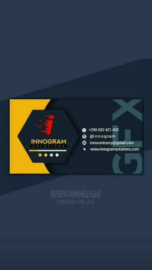 Business Card Designing | Printing Services for sale in Dar es Salaam, Kinondoni