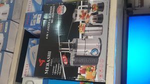Mebash 4 in 1 Juicer,Chopper,Grinder Blender | Kitchen Appliances for sale in Dar es Salaam, Ilala