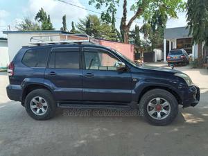 Toyota Land Cruiser Prado 2005 Blue | Cars for sale in Dar es Salaam, Kinondoni