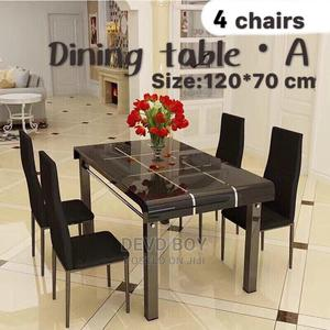 Dining Table Viti 4   Furniture for sale in Dar es Salaam, Ilala