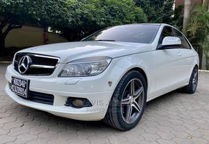 Mercedes-Benz C200 2008 Pearl   Cars for sale in Dar es Salaam, Kinondoni
