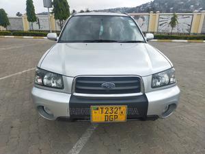 Subaru Forester 2004 Silver | Cars for sale in Mwanza Region, Ilemela