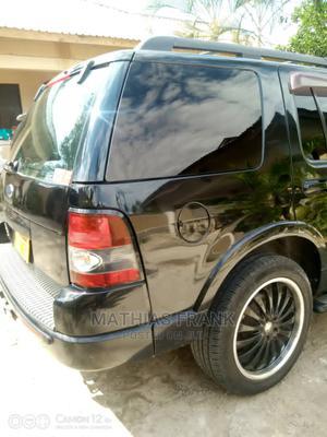 Ford Explorer 2005 Sport Track Black   Cars for sale in Dar es Salaam, Temeke