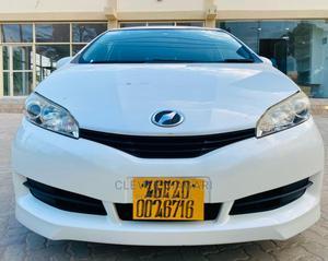 Toyota Wish 2010 White | Cars for sale in Dar es Salaam, Kinondoni
