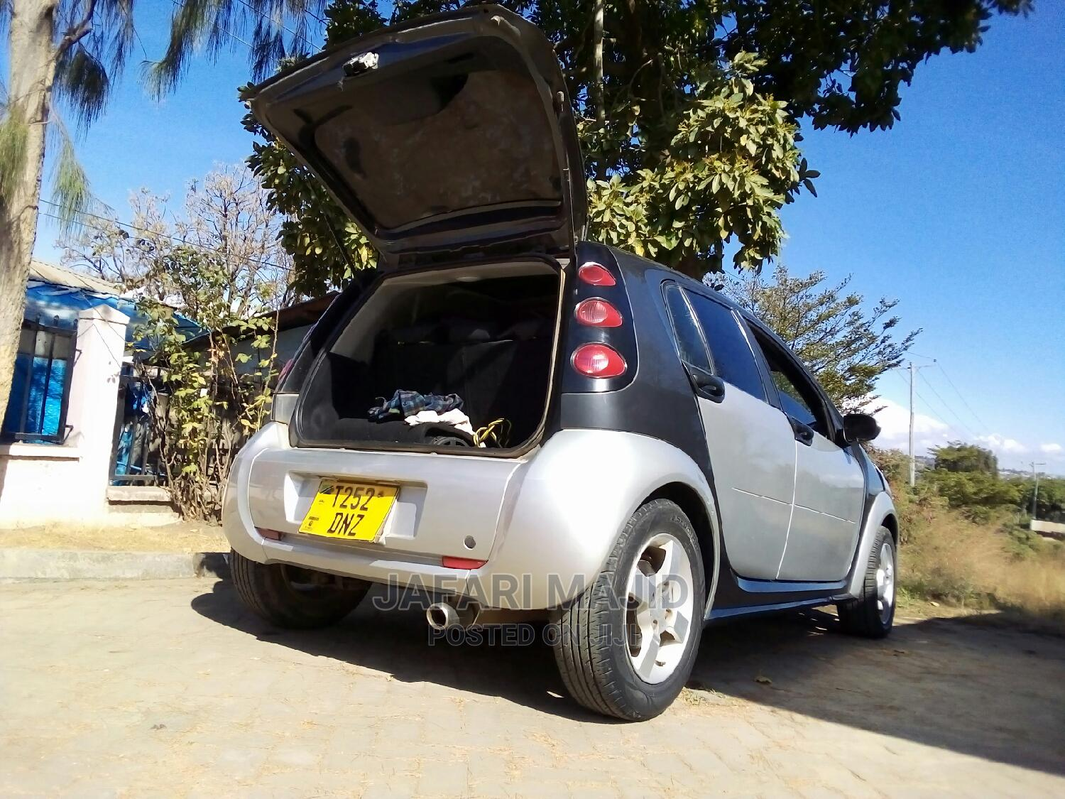 Archive: Smart ForFour 2005 1.5 Pulse Silver