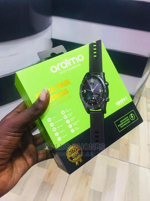 Oraimo 2021 EDITION Tempo-W2 Waterproof Smart Watch | Smart Watches & Trackers for sale in Dar es Salaam, Kinondoni
