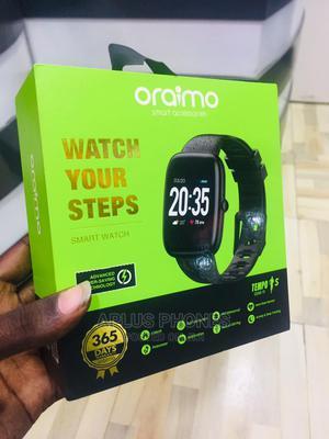 Oraimo Tempo-S IP67 Waterproof Smart Watch | Smart Watches & Trackers for sale in Dar es Salaam, Kinondoni