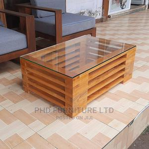 Coffee Table , Mirror Top | Furniture for sale in Dar es Salaam, Kinondoni