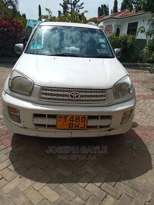 Toyota RAV4 2007 1.8 White | Cars for sale in Dar es Salaam, Kinondoni