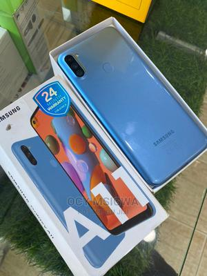 Samsung Galaxy A11 32 GB Blue   Mobile Phones for sale in Dar es Salaam, Kinondoni