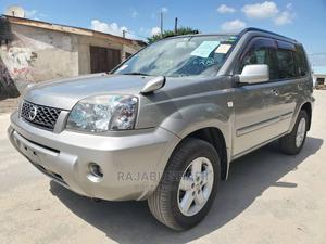 Nissan X-Trail 2004 2.0 Comfort Silver   Cars for sale in Dar es Salaam, Kinondoni