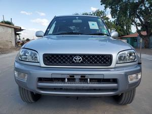 Toyota RAV4 1997 Base 4x4 Silver | Cars for sale in Dar es Salaam, Kinondoni