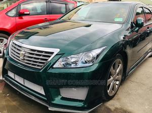 Toyota Crown 2011 Green | Cars for sale in Dar es Salaam, Kinondoni
