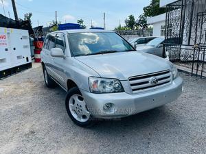 Toyota Kluger 2006 Silver | Cars for sale in Dar es Salaam, Temeke