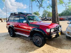 Toyota Land Cruiser 1994 Red | Cars for sale in Dar es Salaam, Kinondoni